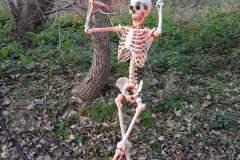 Halloween in den Dünen