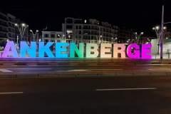 auch Blankenberge sieht toll aus...
