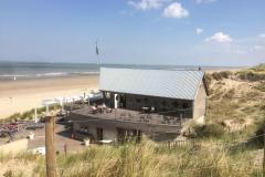 Cafe am Strand